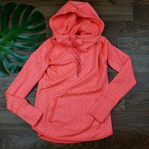 ATHLETA cowl neck sweater size XXS